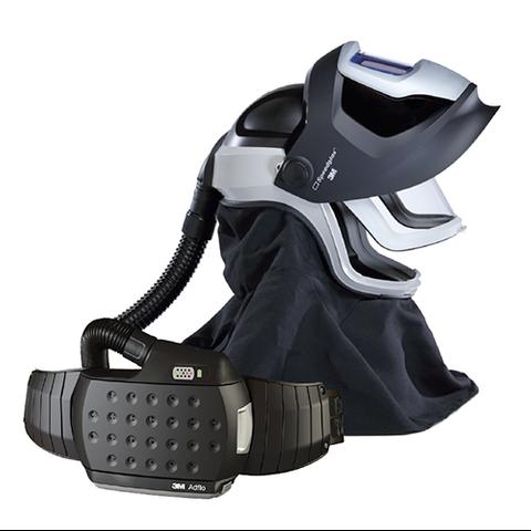 Speedglas 400SG Welding Helmet Adflo PAP