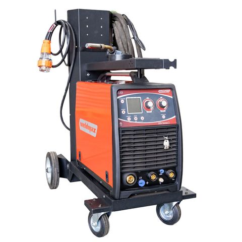 Weldmax 355i Compact Pulse Mig Package