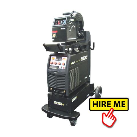 Unimig 500 SWF Inverter Mig Welder