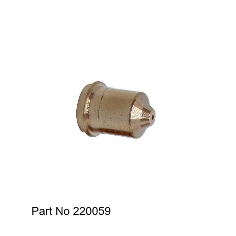 Powermax Gouging Nozzle 60A/80A PK5