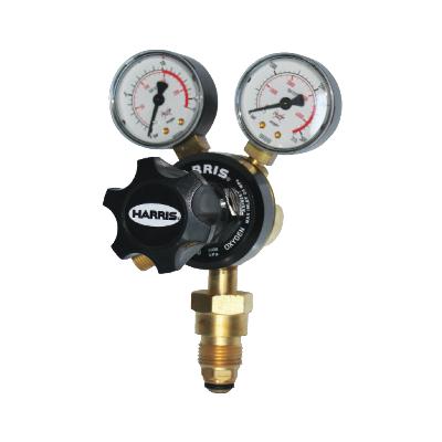 Twin gauge Oxygen Regulator