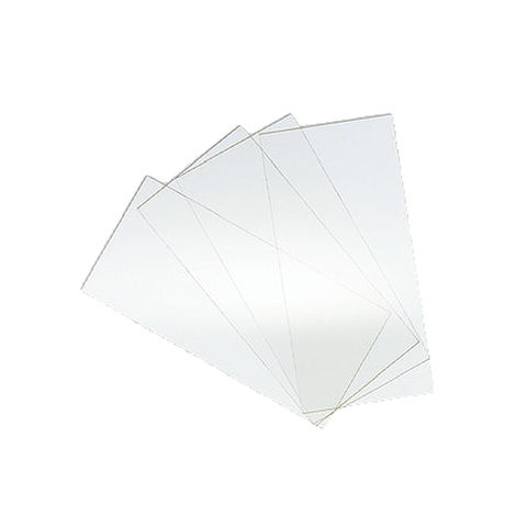 Lens-Clear 133 x 114mm Outer PK10