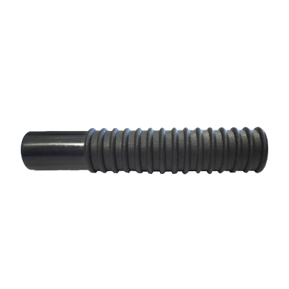 200A Ribbed Tig Torch Handle (Threaded)