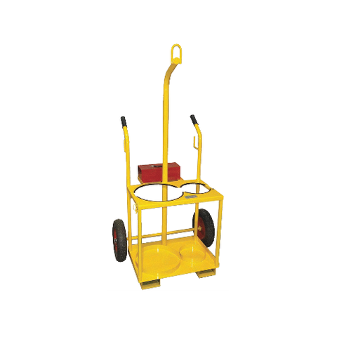 Craneable Oxy/LPG Trolley