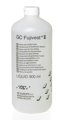 Fujivest II Phosphate Bond Liquid 900mL