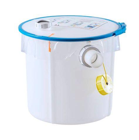Plaster Trap/Water Separator +10 Plastic Bags