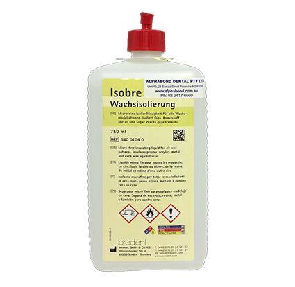 Isobre Wax Insulating Liquid 750mL