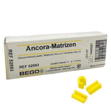 Ancora Universal Fix 1.8mm Yellow