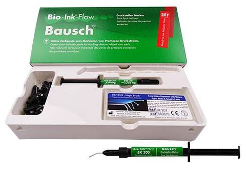 Bausch Bio Ink Sore Spot Indicator Green
