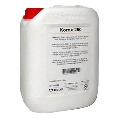 Bego Korox Corundum 250um
