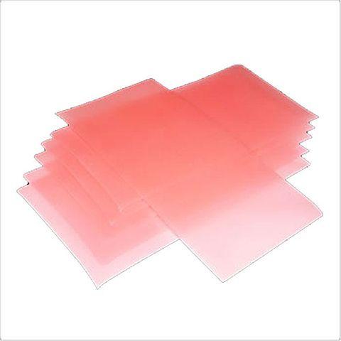 Fiber Force Pink Spacer Wax 26ga 0.5mm 100pcs