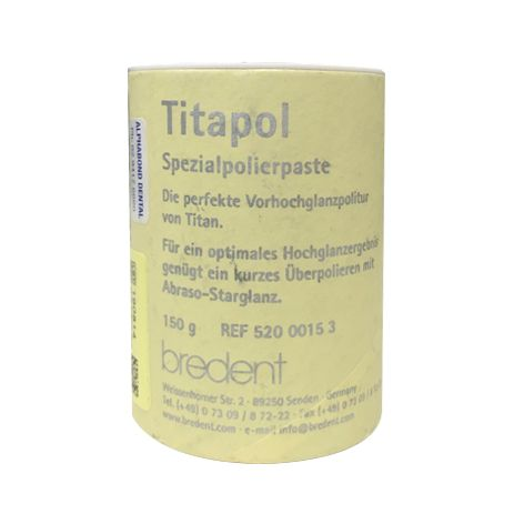 Titapol Polishing Paste 150g