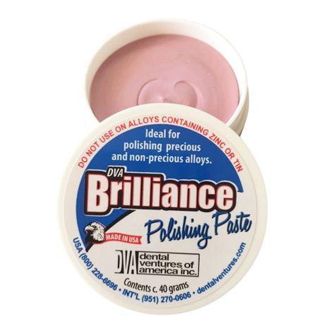 DVA Brilliance Polishing Paste 40g