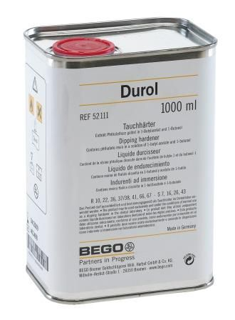 Durol Dipping Hardener 1L (Expired 03/2021) - Clearance