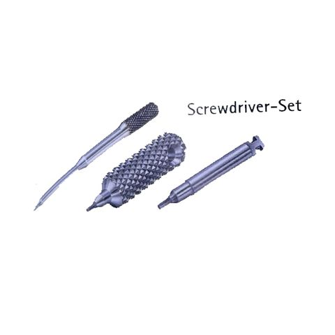 Screwdriver Ste 3pcs