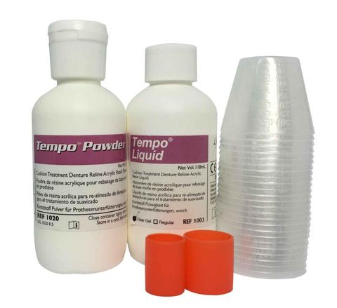 Tempo Clear Gel 100g Powder/118mL Liquid