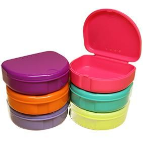 Mouthguard Box Assortment Fluoro Age
