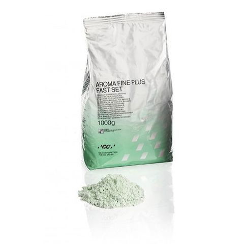 Aroma Fine PL Alginate Fastset Green 1kg