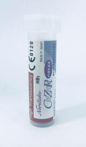 Noritake CZR Press High Transparent Ingot HB1