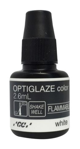 GC Optiglaze Colour White 2.6mL