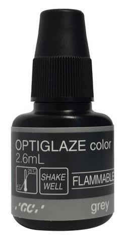 GC Optiglaze Colour Grey 2.6mL