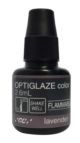 GC Optiglaze Colour Lavender 2.6mL