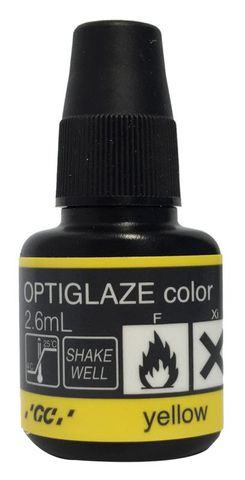 GC Optiglaze Colour Yellow 2.6mL