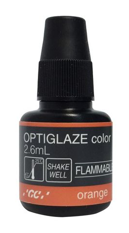 GC Optiglaze Colour Orange 2.6mL