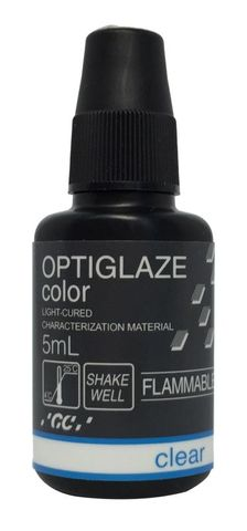 GC Optiglaze Colour Clear 5mL