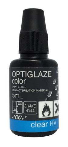 GC Optiglaze Colour Clear HV 5mL