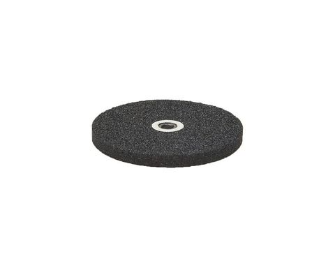 Black Grinding Wheel 3 x 1/4in
