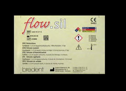 Flow-sil Sealing Agent