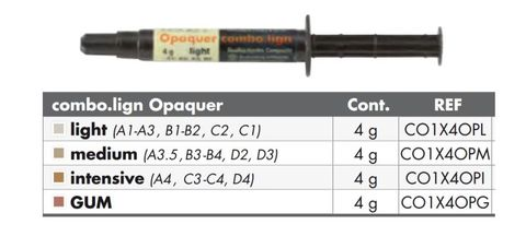 Opaquer Combo Lign Dualhard Composite