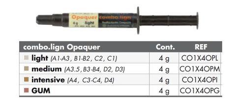 Opaquer Combo Lign GUM Dualhard Composite