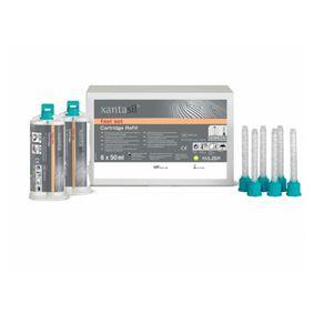 Xantasil Cartridge Fast Set 6 x 50mL