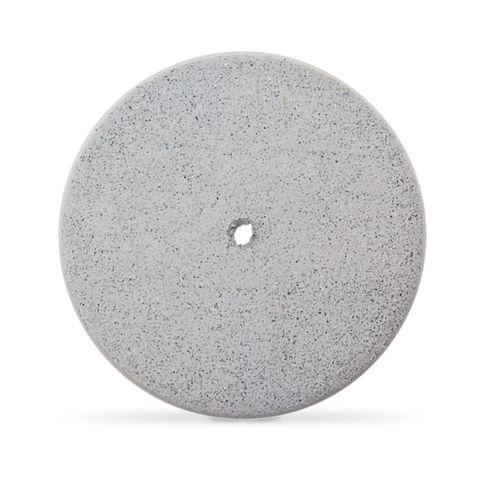 Silicone Polishers Wheel 22mm LT Grey