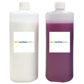 Alphabond Duplicating Silicone 20 White + Red 2x1kg