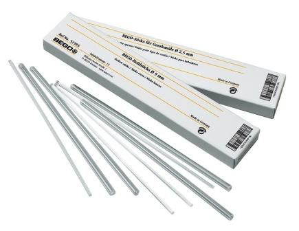 Plastic Sticks 170mm x 2.5mm 40pcs