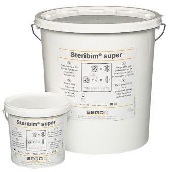 Steribim Super Quartz-free Pumice