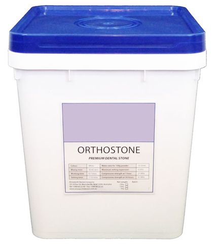 Orthostone 20kg Pail