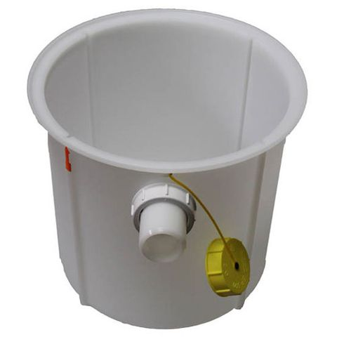 Plaster Trap/Water Separator Lower Container