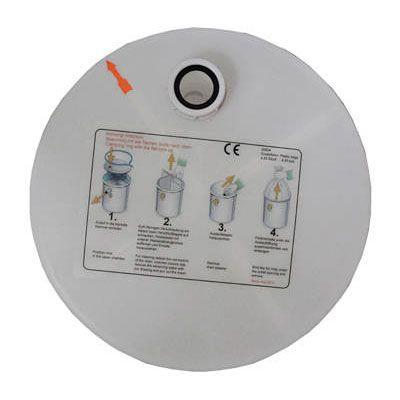 Plaster Trap/Water Separator Upper Lid