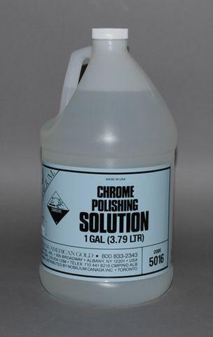 Nobilium Chrome Polishing Solution