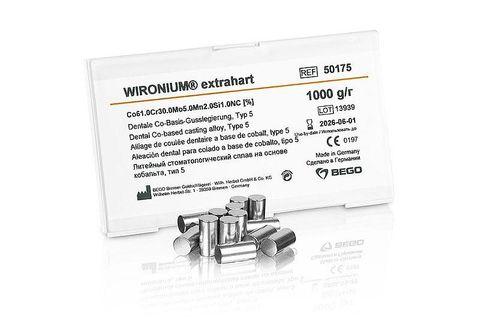 Wironium Extra Hard 1kg