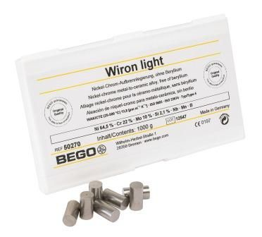 Wiron Light-Chrome Ceramics 250g