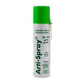 Occlusion Spray Green Arti-Spray 75mL