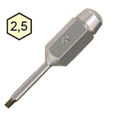 Long Screwdriver Allen 0.9 1pce