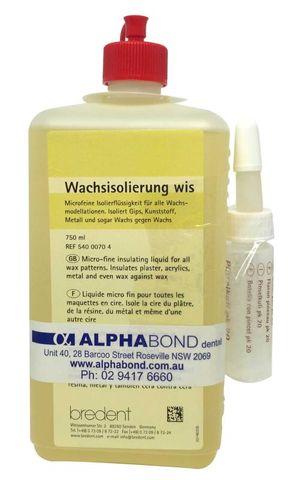 Wax Insulating Liquid With Brush Pen 750mL