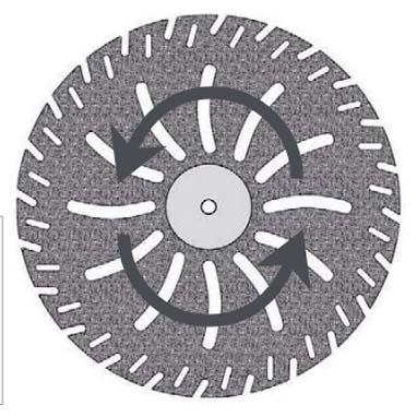 Diamond Cut-Off Disc E378.524.450HP
