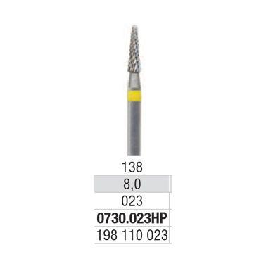 Carbide Bur 0730.023HP Fine Cut